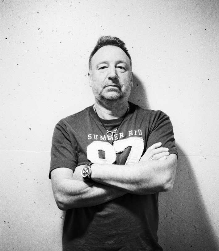 Peter Hook & The Light encabeza las primeras confirmaciones del Nocturama 2018