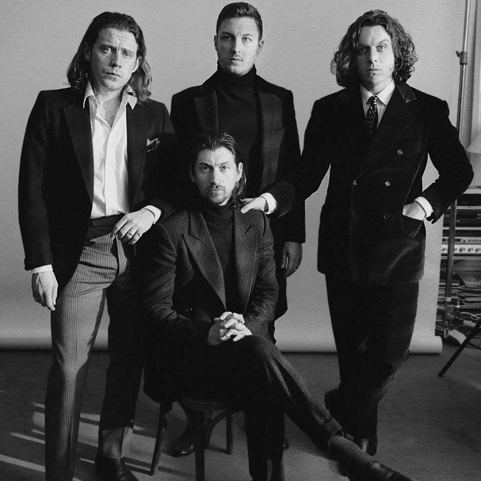 Tranquility Base Hotel & Casino: el nuevo disco de Arctic Monkeys