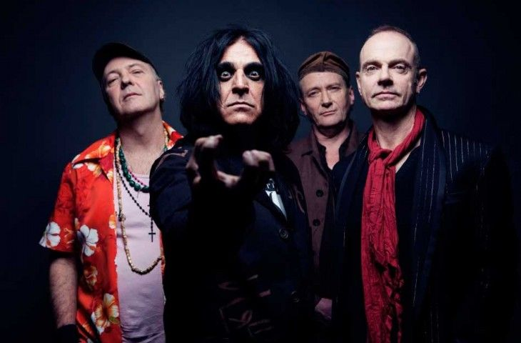 Killing Joke coronan el cartel del 4ever Valencia Fest