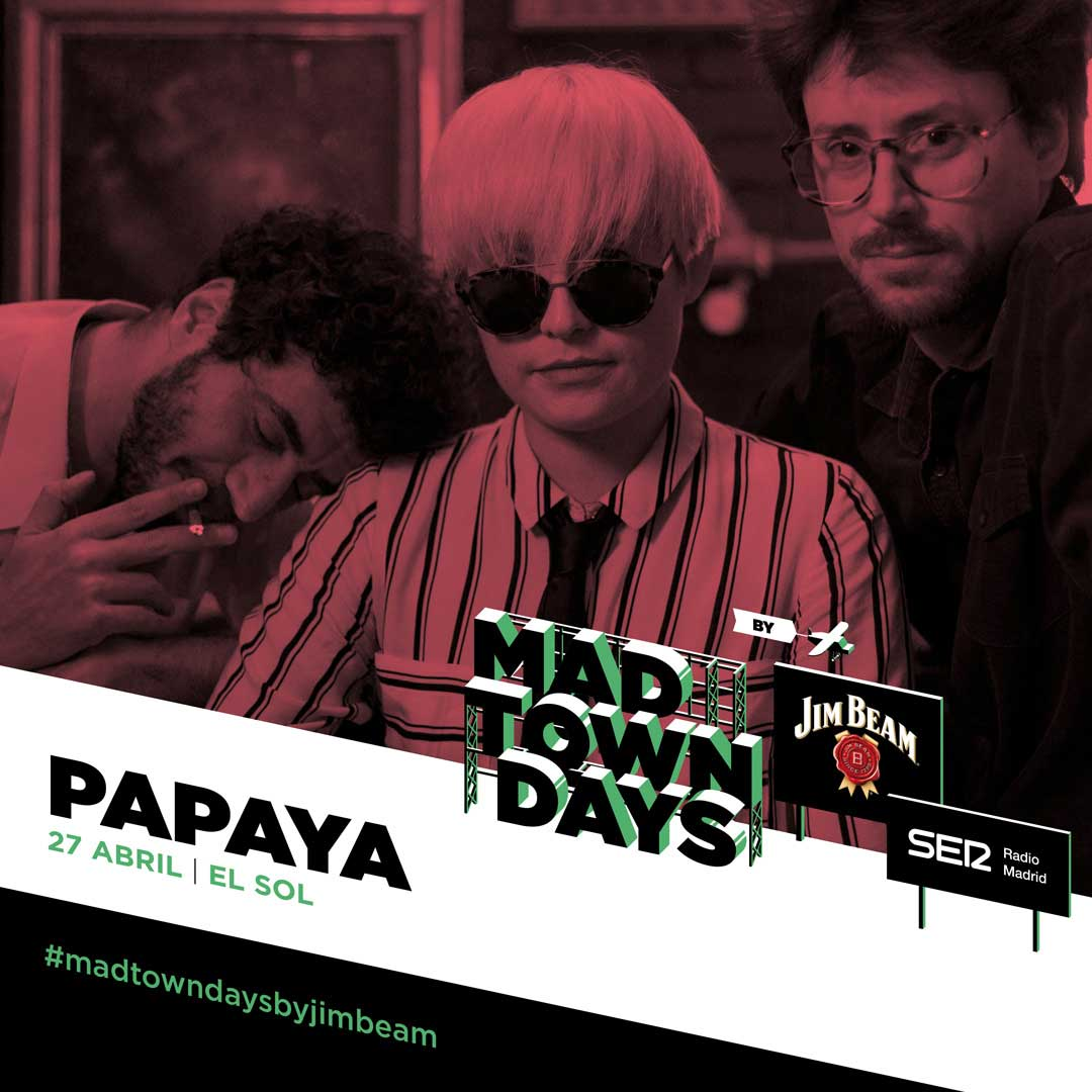 Papaya llega al Madtown Days