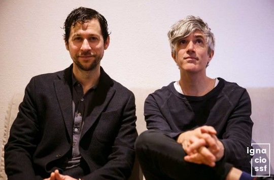 Gira de We Are Scientists en España presentando Megaplex
