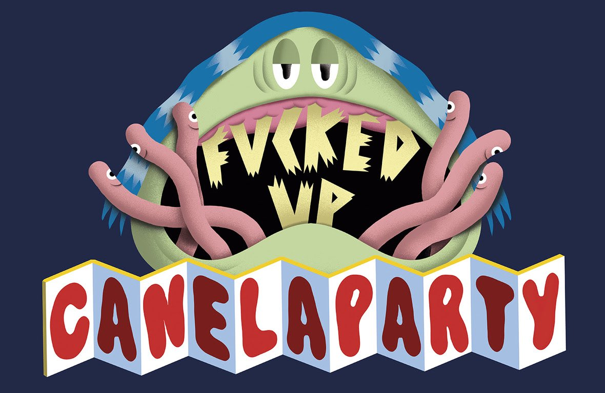 Fucked Up al CanelaParty 2018