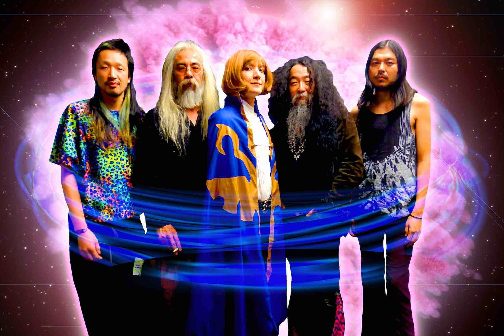 gira de Acid Mothers Temple & The Melting Paraiso U.F.O.