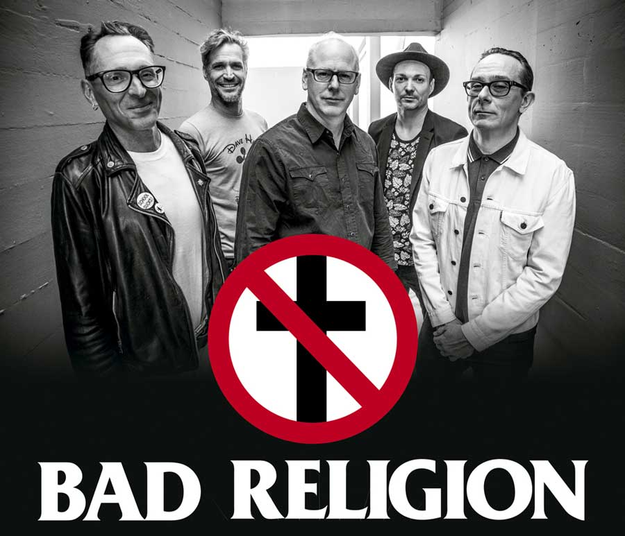 Bad Religion regresan con tema nuevo: The Kids Are Alt-Right