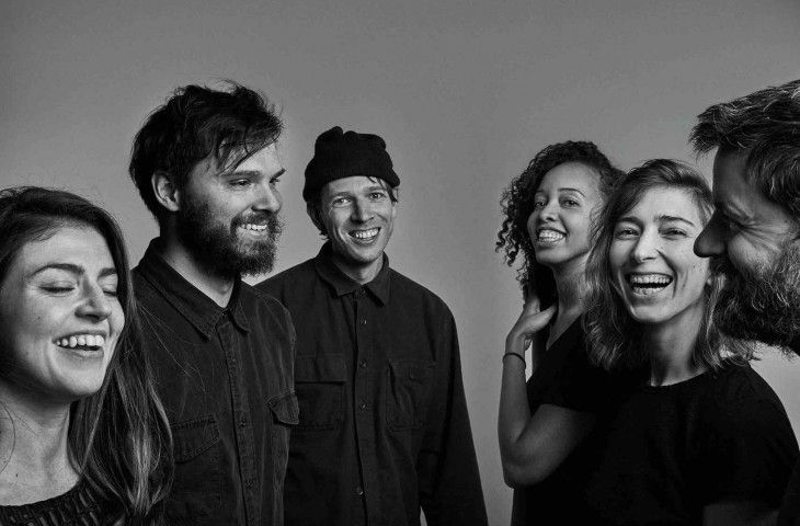 adelanto de Dirty Projectors
