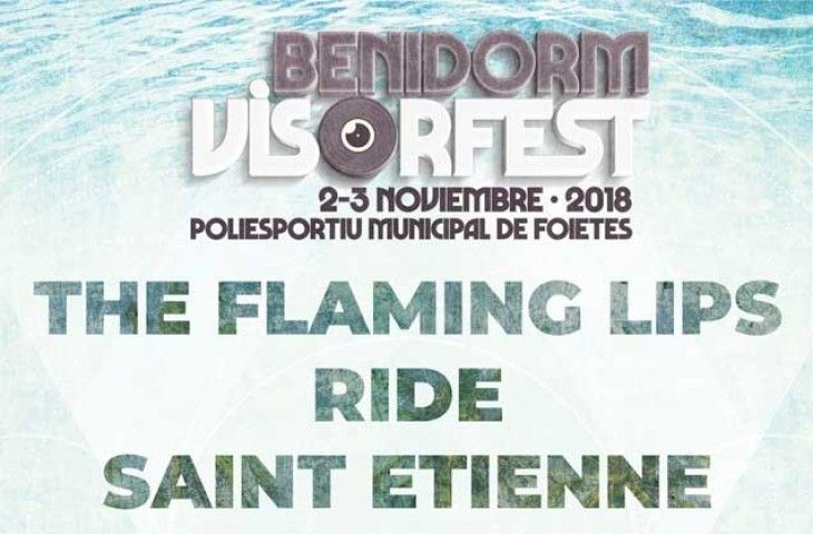 Nace el Benidorm Visor Fest con The Flaming Lips y Ride
