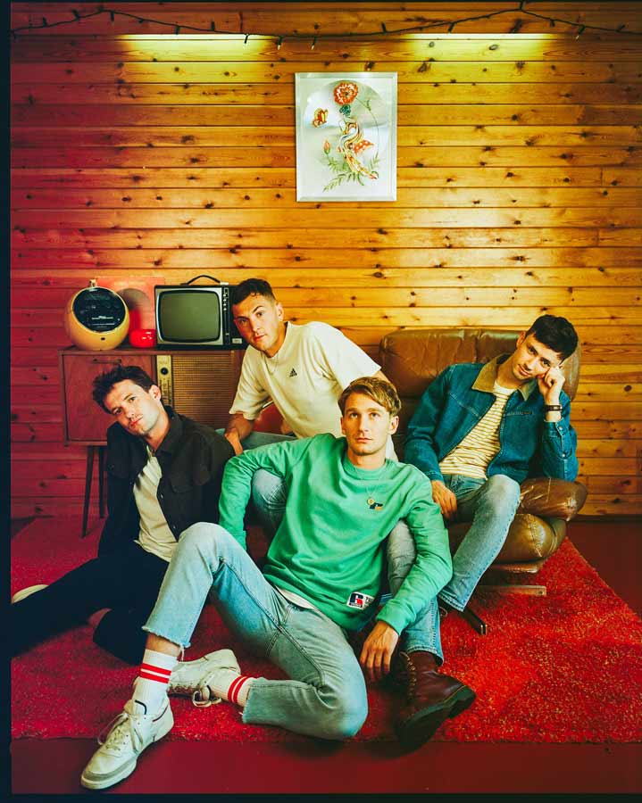 Glass Animals cancelan su concierto en el Mad Cool