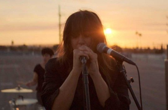 "Cat Power comparte ""Woman"" junto a Lana del Rey"