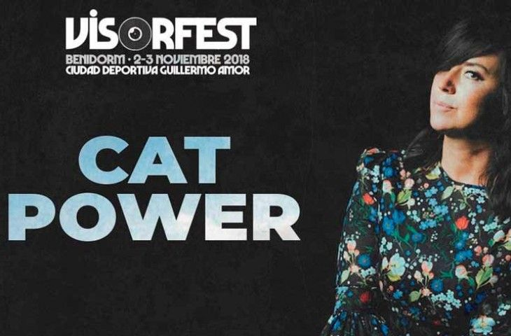 Cat Power se suma al Visor Fest