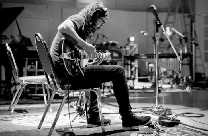 Dave Grohl anuncia una docuserie: Play