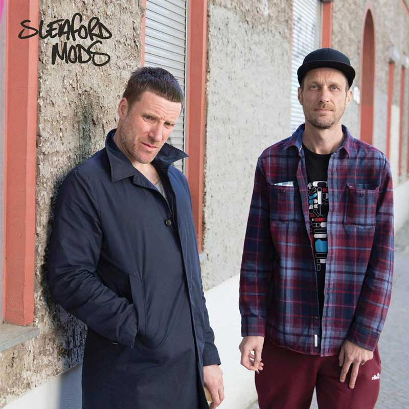 """Stick In A Five And Go"", adelanto del nuevo EP de Sleaford Mods"