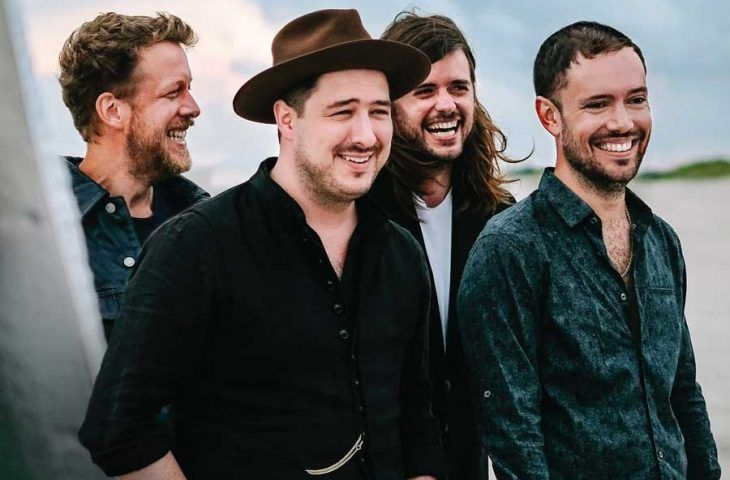 Mumford and Sons en Barcelona
