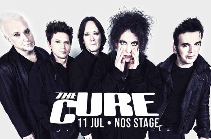 The Cure en NOS Alive 2019