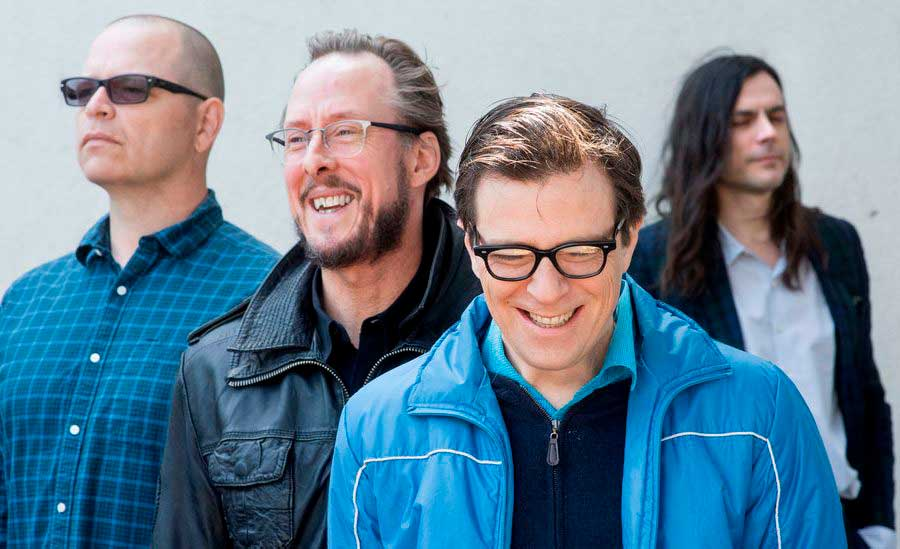 Weezer presentan Can't Knock the Hustle como anticipo de su nuevo disco