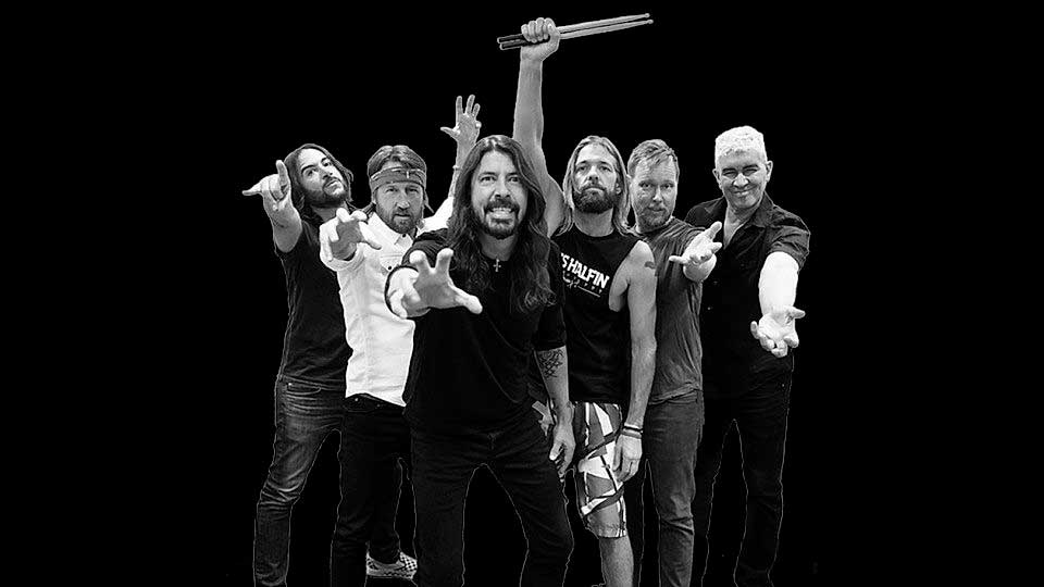 Foo Fighters volverán a Europa en 2019