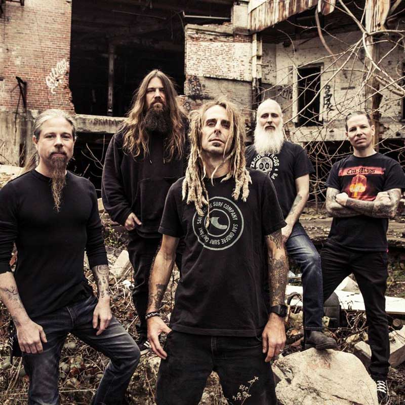 Lamb of God entre las novedades del Resurrection Fest 2019