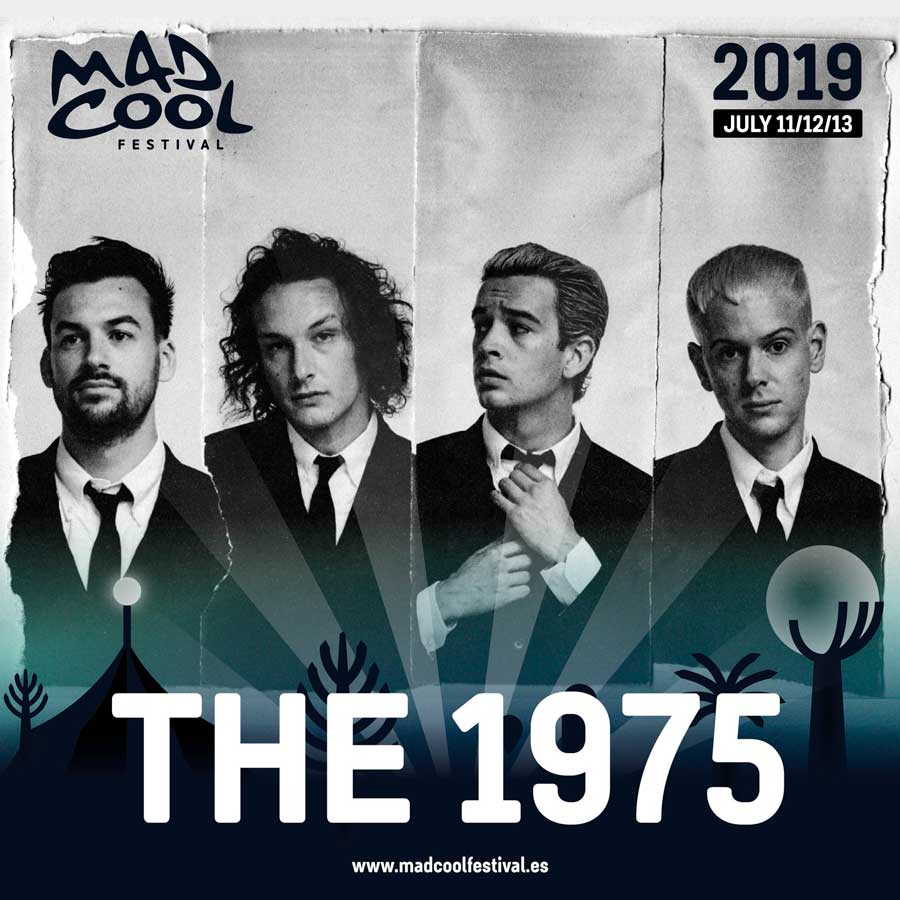 The 1975 se suman al Mad Cool 2019