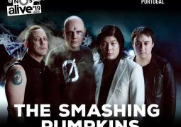 The Smashing Pumpkins al NOS Alive 2019
