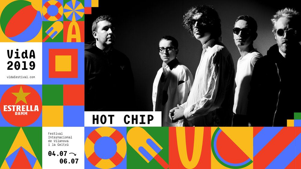 El Vida Festival 2019 confirma a Hot Chip