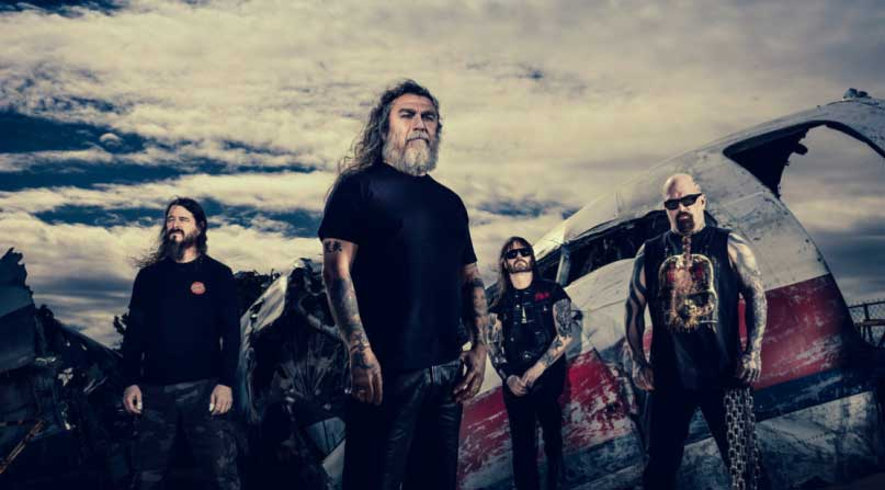 Slayer estarán en el Resurrection Fest 2019