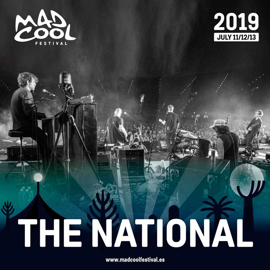 The National: Primera banda para el Mad Cool 2019