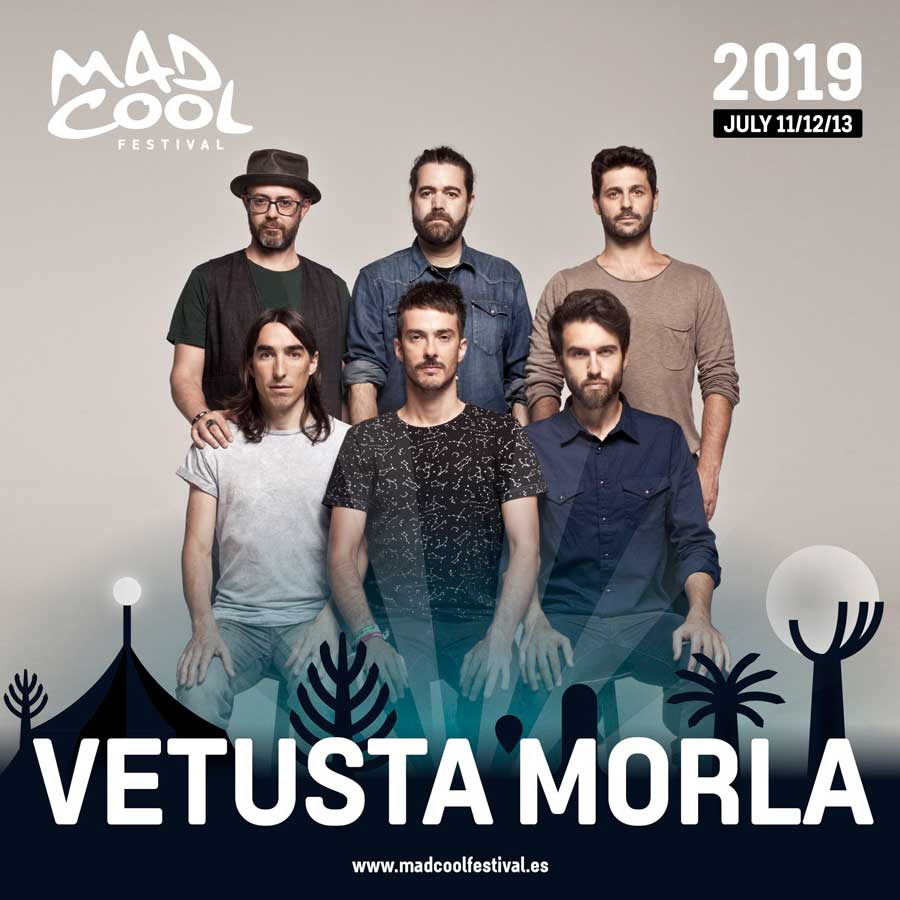 Vetusta Morla al Mad Cool 2019