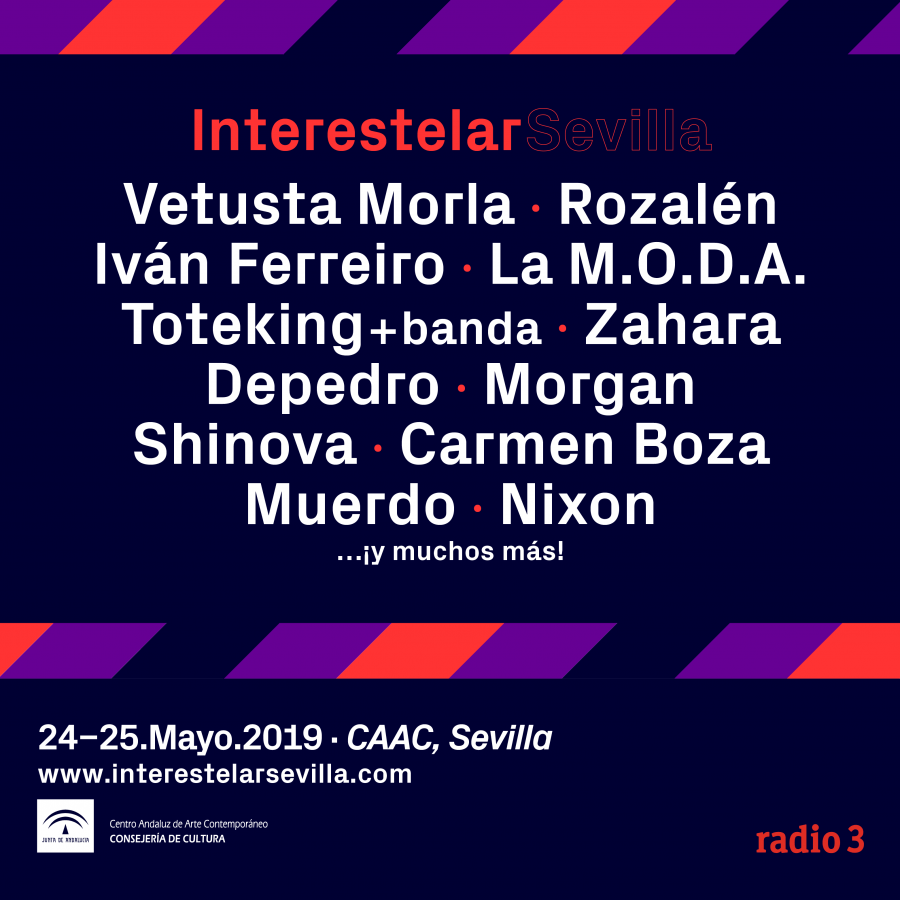 Confirmaciones Interestelar Sevilla 2019