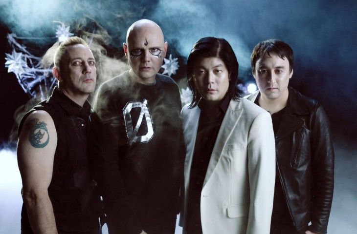The Smashing Pumpkins actuarán en el Doctor Music Festival 2019