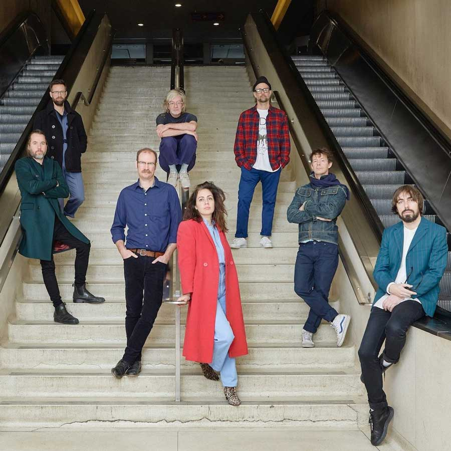 Broken Social Scene publicarán nuevo EP: Let's Try The After – Vol. 1