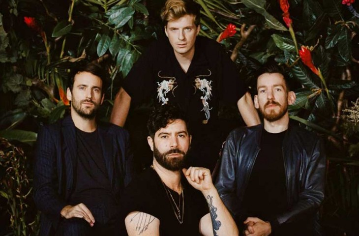 Foals regresan con Everything Not Saved Will Be Lost