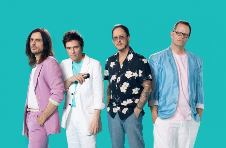 Weezer publican por sorpresa un álbum de versiones: The Teal Album