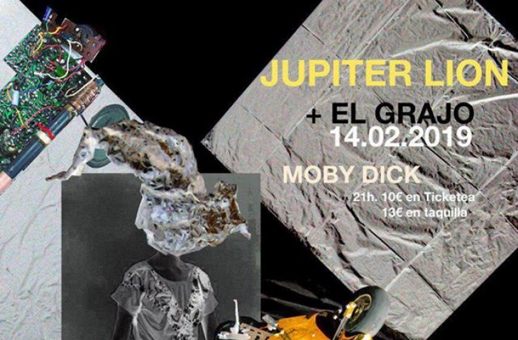 Jupiter Lion en Madrid