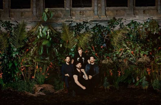 Jeremy Pritchard (Everything Everything) se suma a Foals