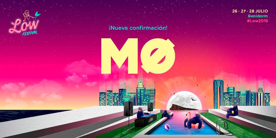 El Low Festival confirma a MØ