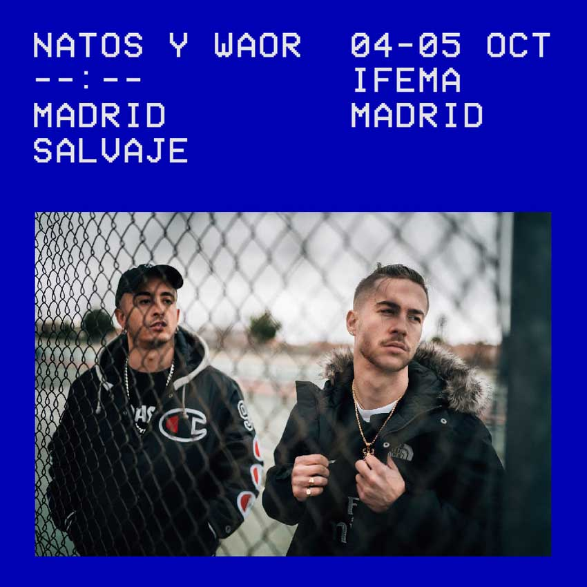Natos y Waor al Madrid Salvaje