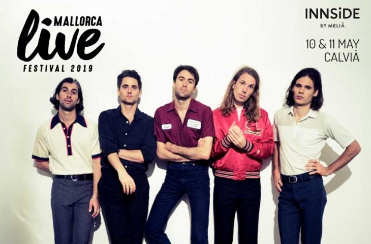 The Vaccines completan el cartel del Mallorca Live 2019