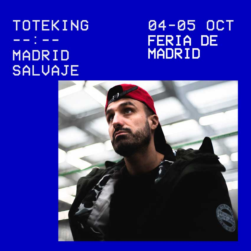 Madrid Salvaje confirma a ToteKing