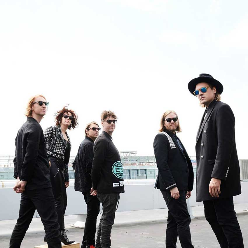 "Arcade Fire versionan ""Baby Mine"" para Dumbo"