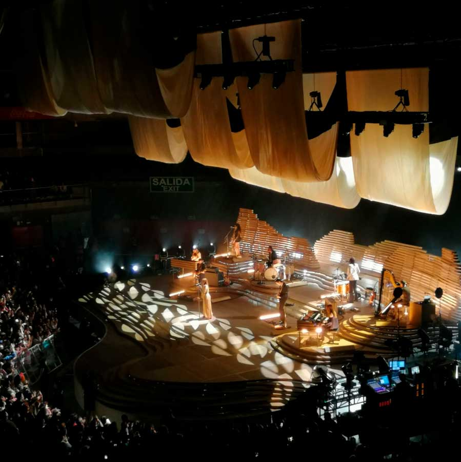 concierto de Florence + The machine en Madrid