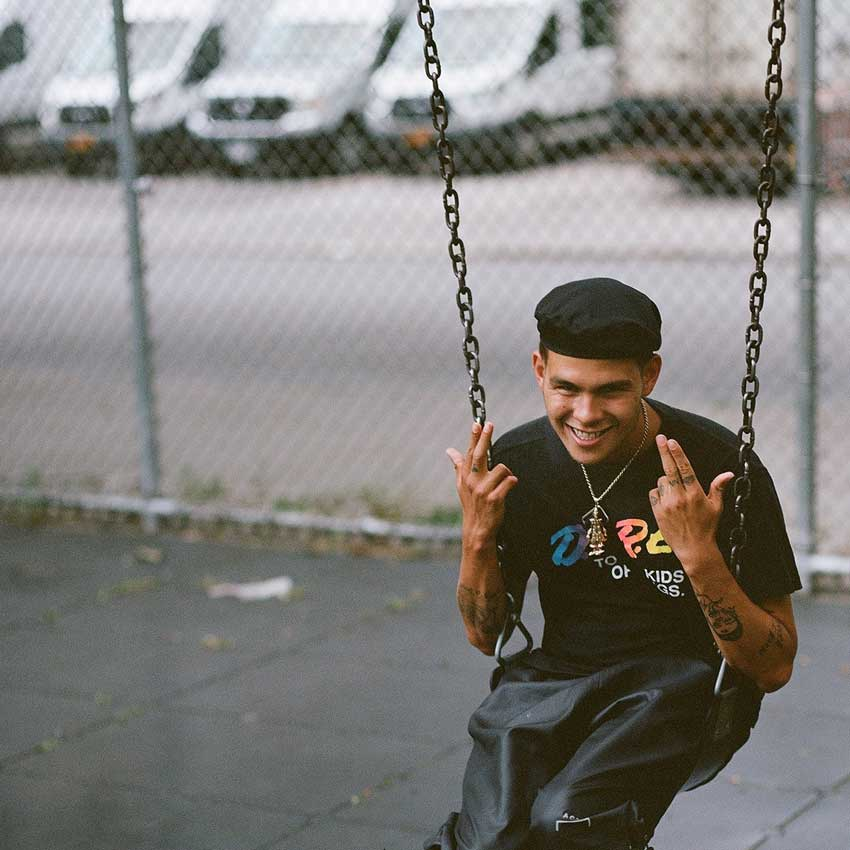 Slowthai anuncia su debut con Nothing Great About Britain