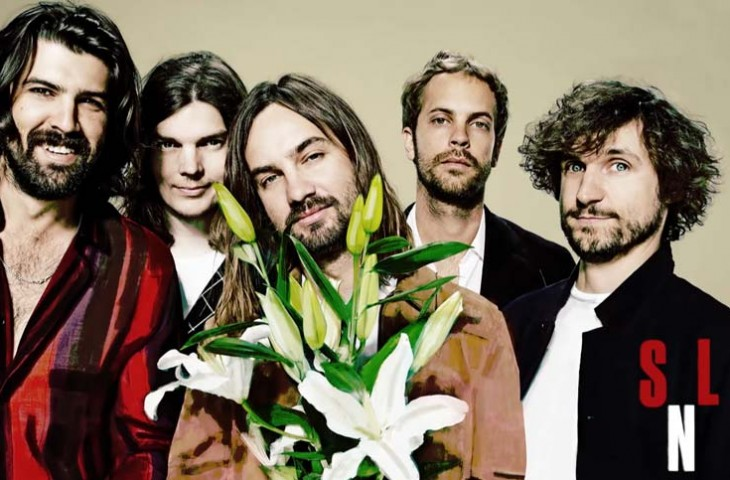 Tame Impala Borderline en Saturday Night Live