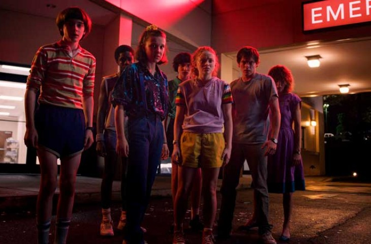 Netflix presenta el trailer de Stranger Things 3