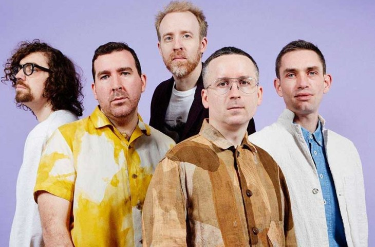 Hot Chip A Bath Full Of Ecstasy