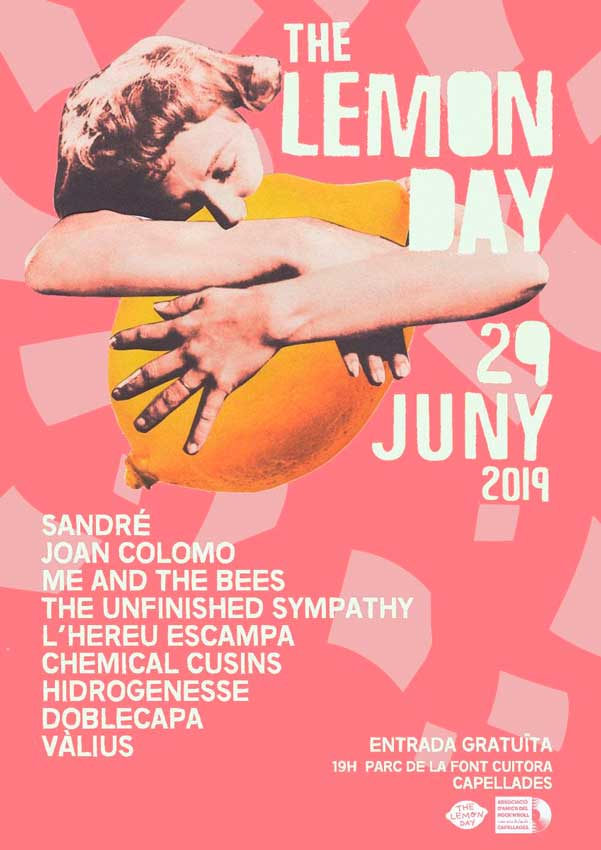 Vuelve The Lemon Day 2019