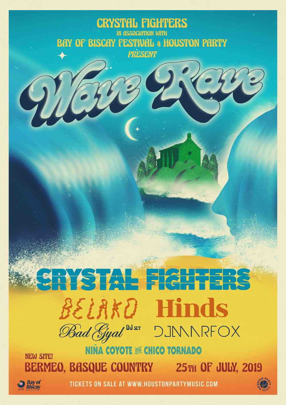 wave rave de Crystal Fighters