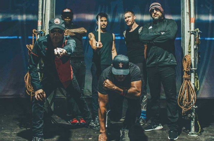 Prophets of Rage Made With Hate