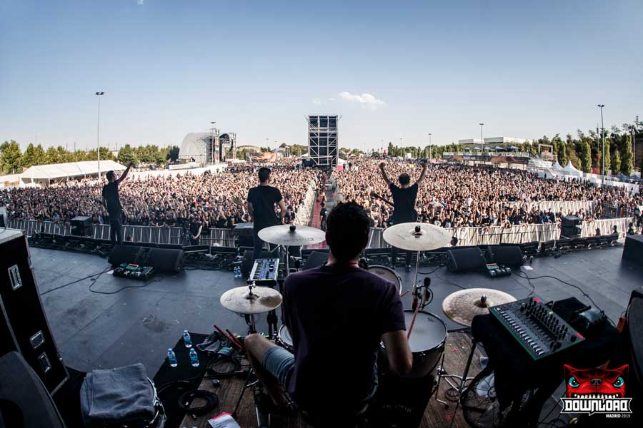 Crónica del Download Madrid 2019