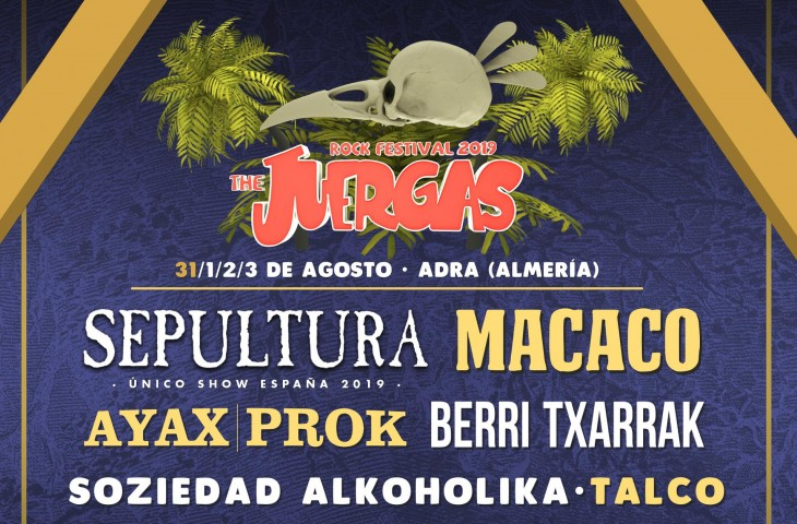 The Juergas Rock 2019