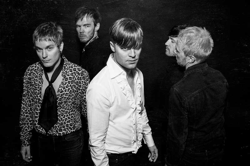 Mando Diao regresan con BANG