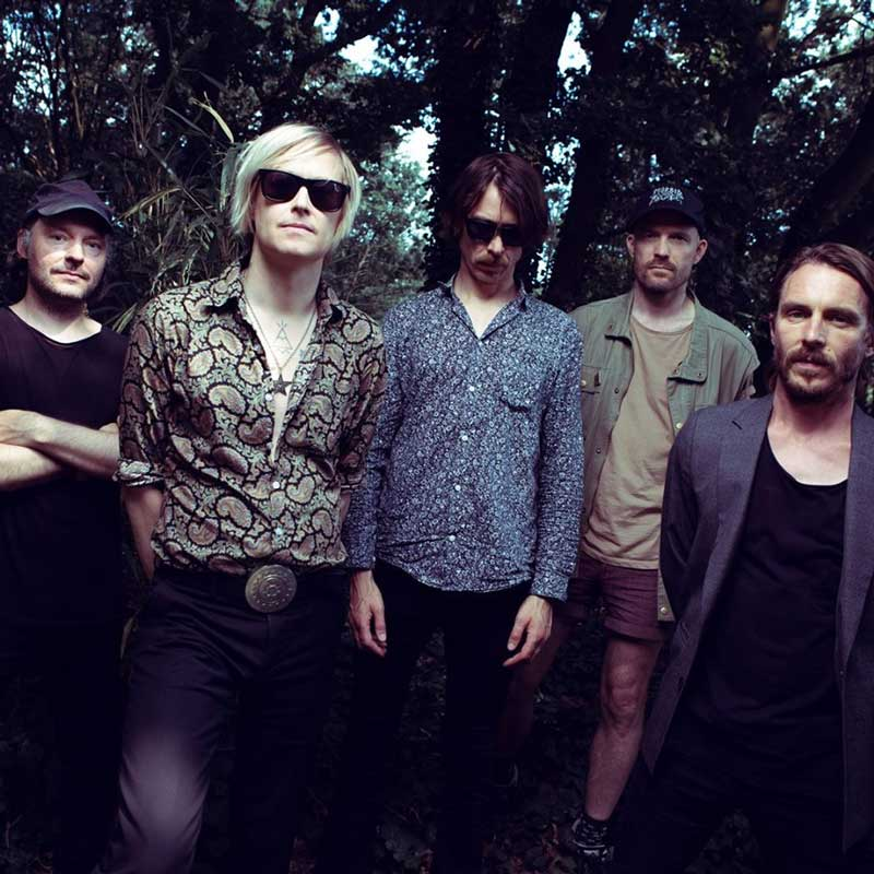 Refused regresan con War Music